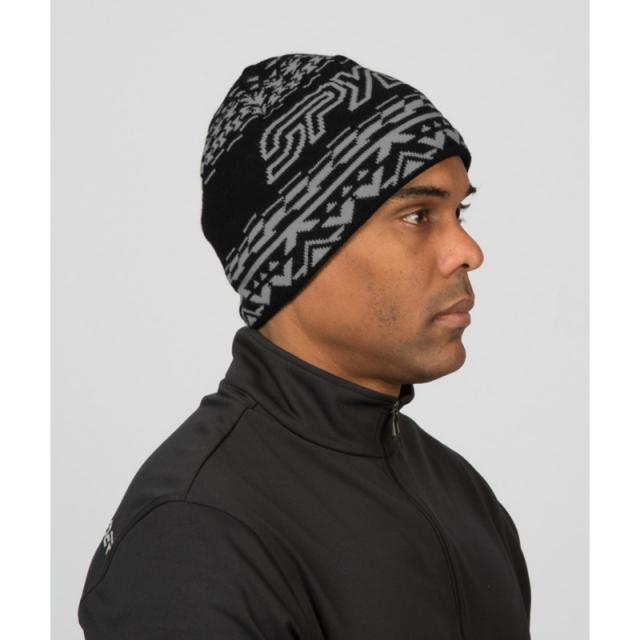 Spyder - Throwback Hat Men's, Black/Bryte Yellow,