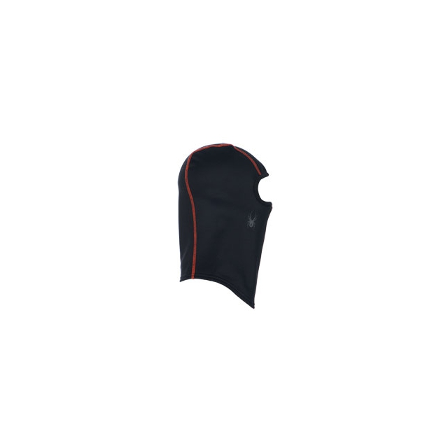 Spyder - T-Hot Balaclava Boys', Black/Volcano/Gradient Bug,