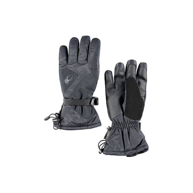 Spyder - MVP Conduct GORE-TEX Ski Glove Men's, Black/Black, L