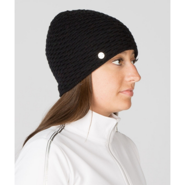 Spyder - Womens Merino Hat - Closeout Black One Size