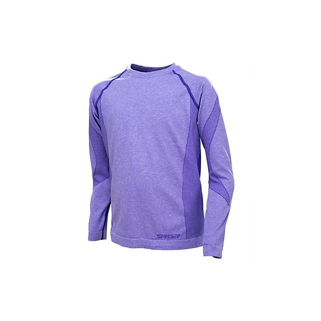 Spyder - Cheer Long Sleeve Girls Long Underwear Top