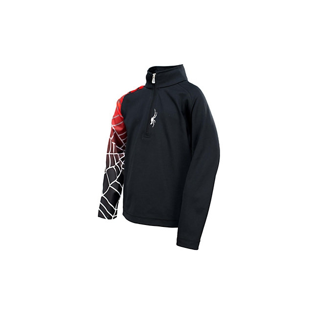 Spyder - Mini Linear Web Dry WEB Kids Midlayer
