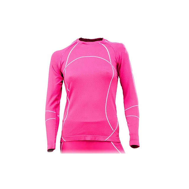 Spyder - Olympian Long Sleeve Womens Long Underwear Top