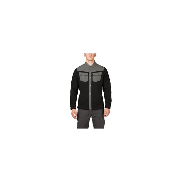 Spyder - Railbreak Mid Weight Core Sweater - Men's - Black In Size