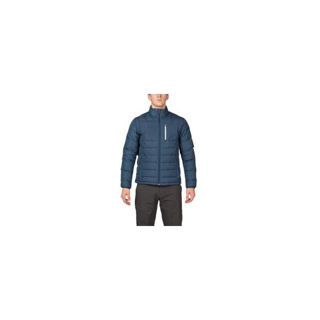 Spyder - Dolomite Full Zip Down Jacket Men's, Black/Polar, L