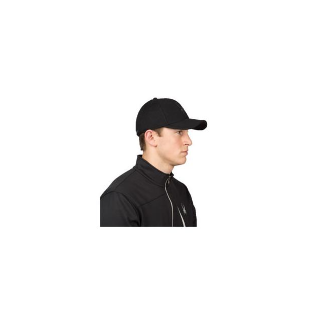 Spyder - Core Sweater Cap - Men's - Black/Polar In Size: L-XL