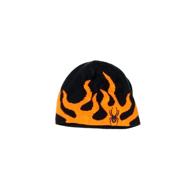 Spyder - Fire Hat Boys', Black/Volcano,