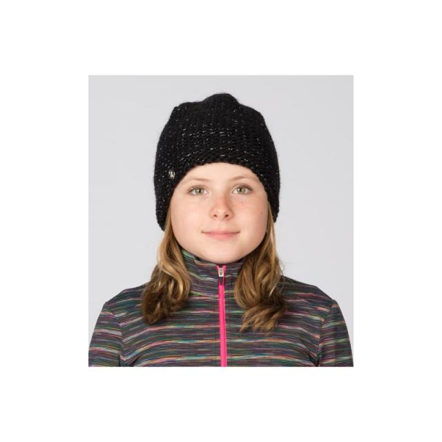 Spyder - Girls Renaissance Hat - Sale Black One Size