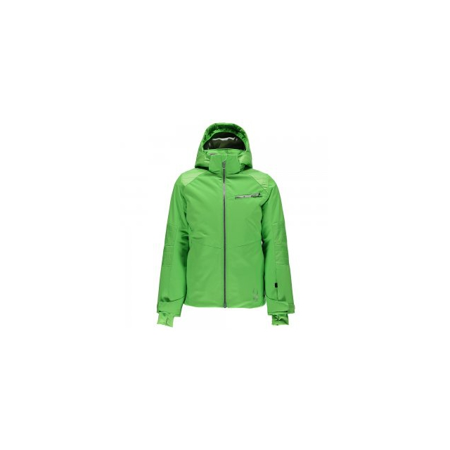 Spyder - Radiant Insulated Ski Jacket Girls', Green Flash, 8