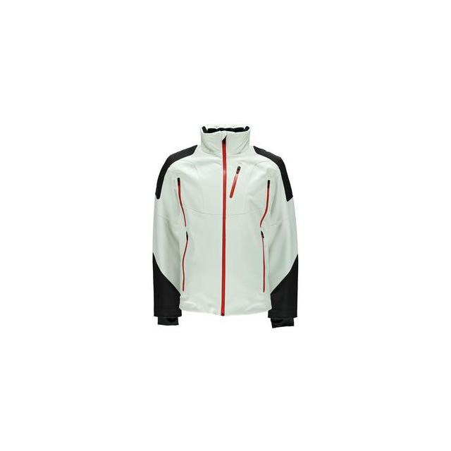 Spyder - Heir Insulated Ski Jacket Men's, Black/Black/Black, L