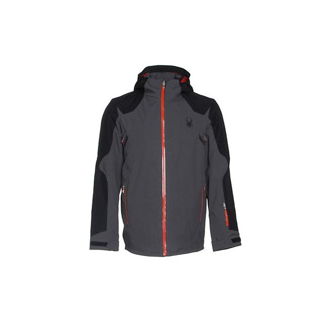 Spyder - Sensor Ski Jacket Men's, Black/Black/Black, L