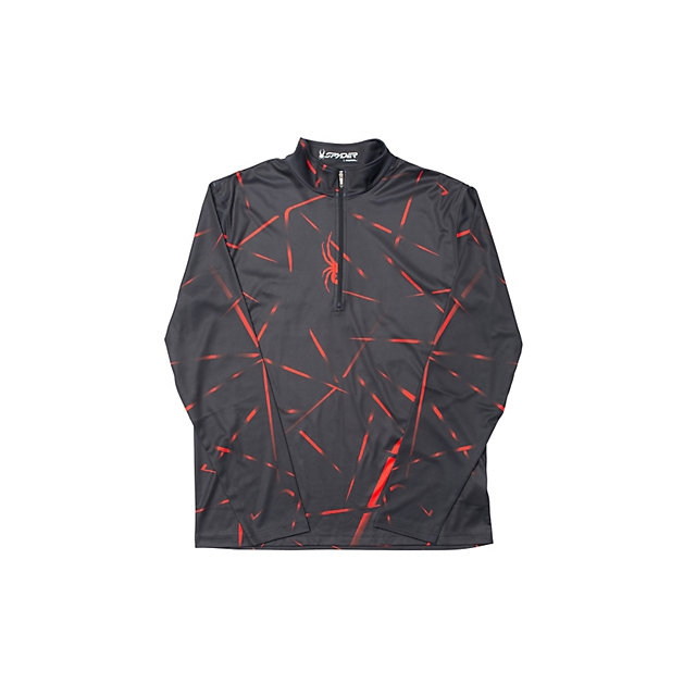 Spyder - Anti Web Dry WEB T-Neck Mens Mid Layer (Previous Season)