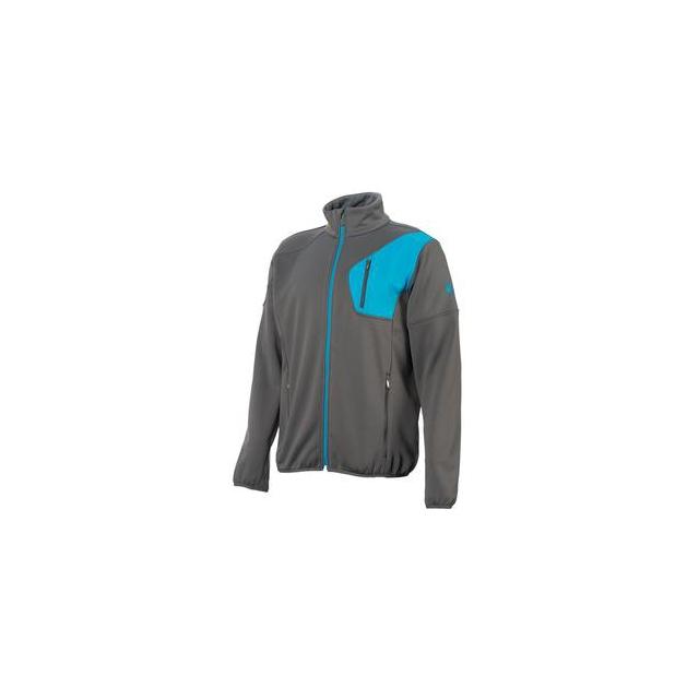 Spyder - Bandit Full Zip Fleece Jacket Men's, Polar/Electric Blue, L