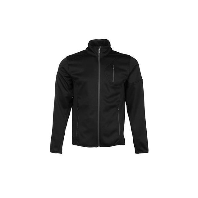 Spyder - Bandit Full Zip Fleece Jacket Men's, Black/Polar, L