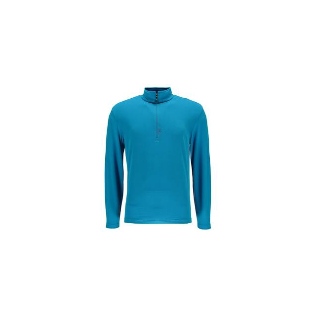 Spyder - Buckhorn Turtleneck Mid-Layer Men's, Electric Blue/Concept Blue, S