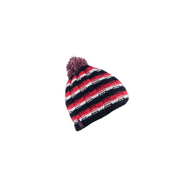 Spyder - Bariloche Hat Boys', Black/Volcano/White,