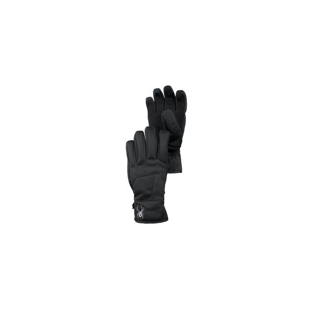 Spyder - Facer Conduct Glove Boys', Black, S