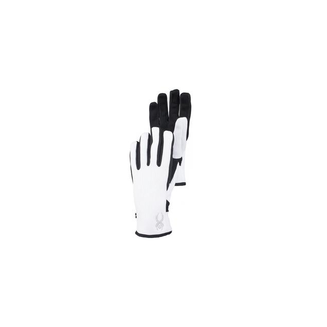 Spyder - Core Sweater Conduct Glove Women's, White, XS