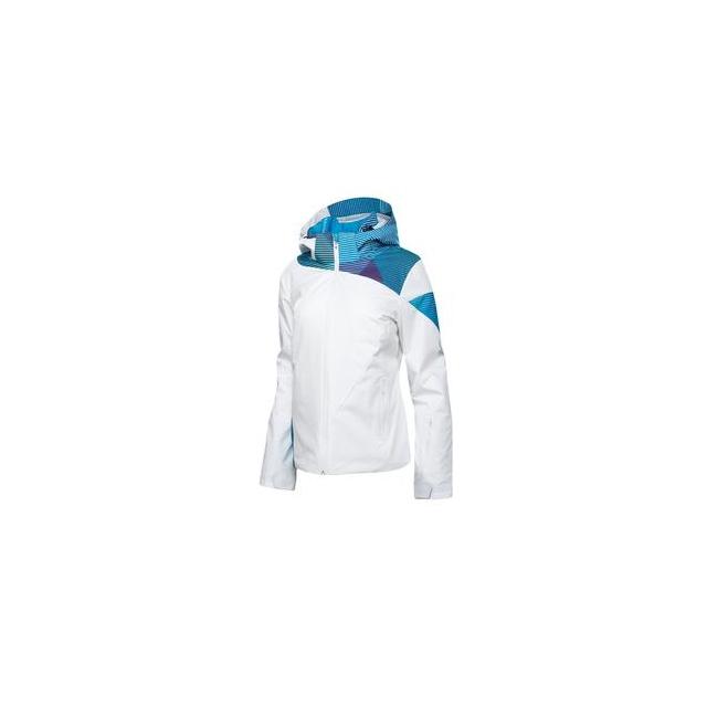 Spyder - Tresh 100 Insulated Ski Jacket Women's, Girl Linear Multi Print, 16