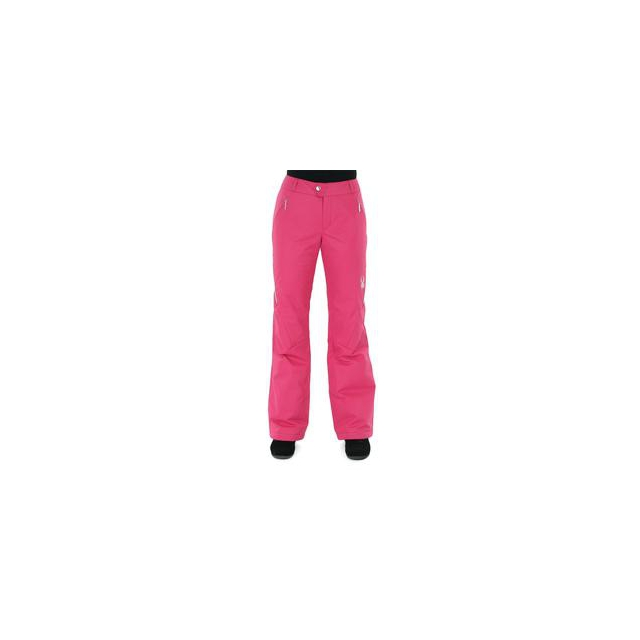 Spyder - Thrill Athletic Fit Insulated Ski Pant Women's, Girlfriend Embossed, 10