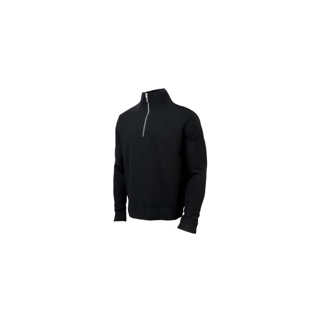 Spyder - Icon Sweater Men's, Black/Black/Black, M