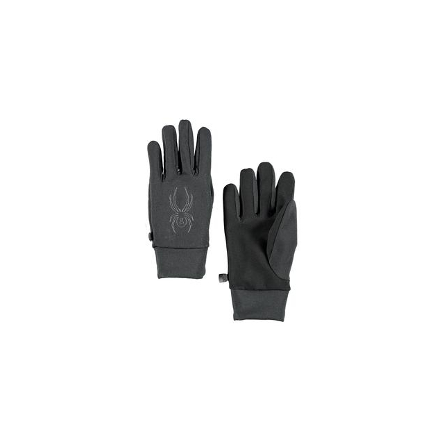 Spyder - Stretch Fleece Conduct Glove Men's, Black, L