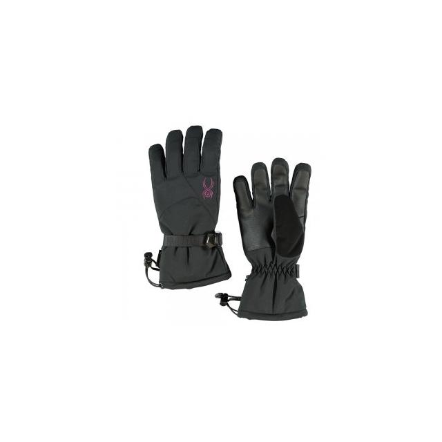 Spyder - Traverse GORE-TEX Ski Glove Women's, Black/Silver, L