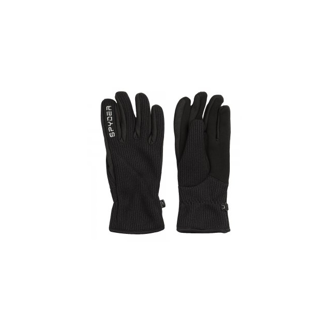 Spyder - Stryke Conduct Glove Women's, Black, L