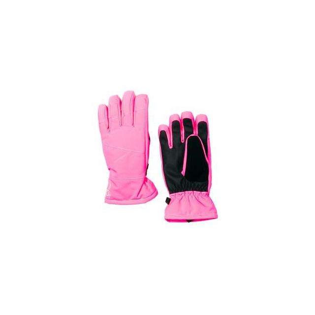 Spyder - Astrid Glove Girls', Bryte Bubblegum, XL
