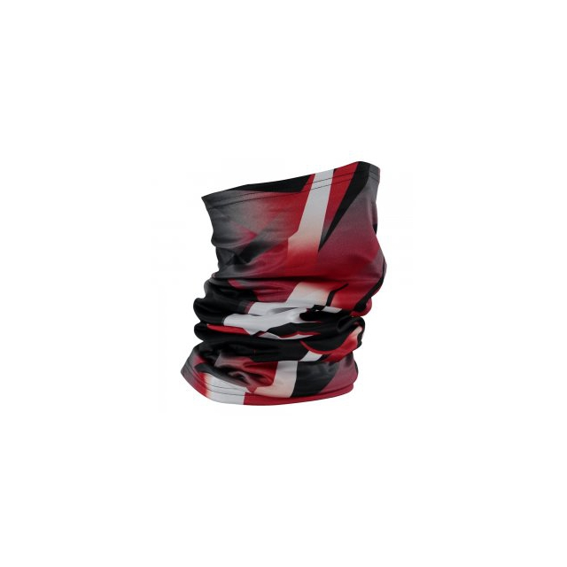 Spyder - T-Hot Tube Neck Gaiter Adults', Red/White,