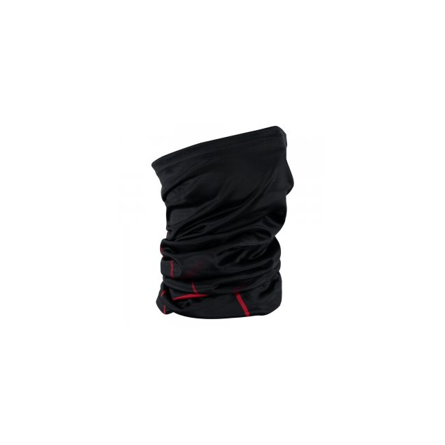 Spyder - T-Hot Tube Neck Gaiter Adults', Black/Red,