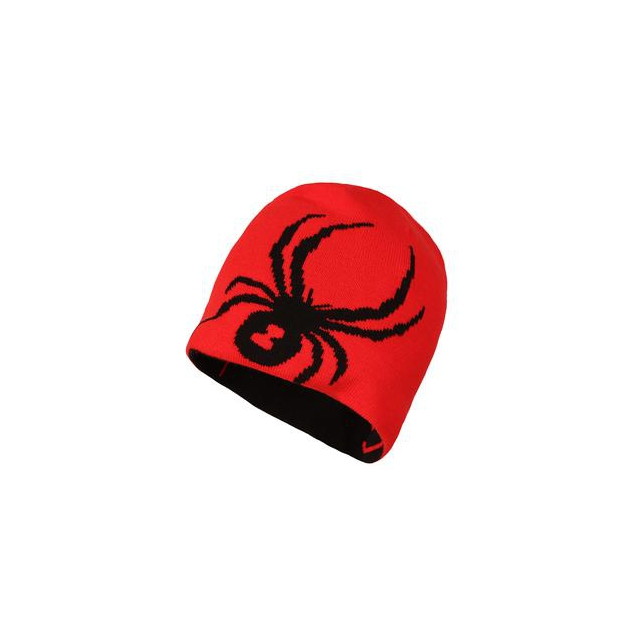 Spyder - Reversible Innsbruck Hat Men's, Volcano/Black,