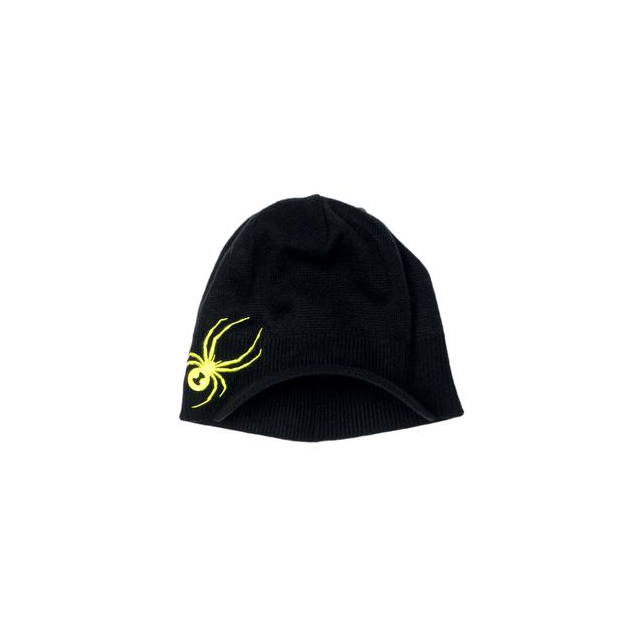 Spyder - Brim Hat Boys', Black/Theory Green,
