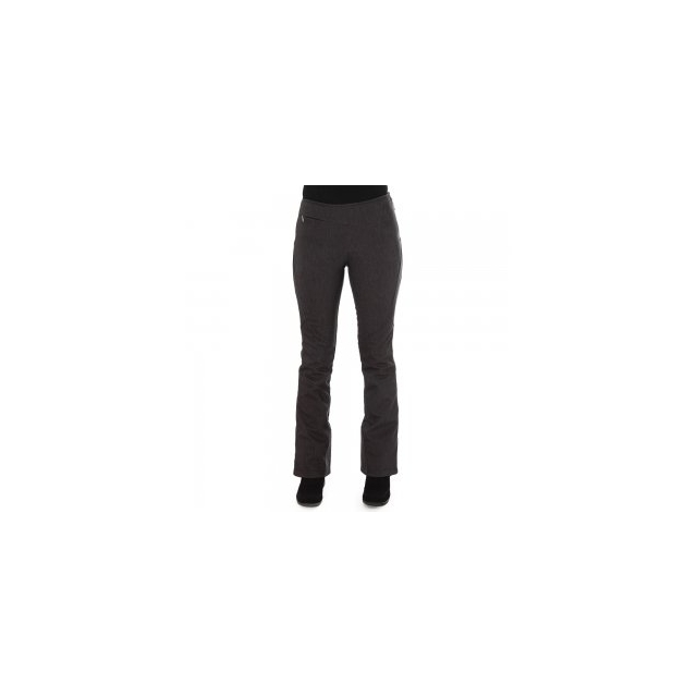 Spyder - Slalom Softshell Ski Pant Women's, Black/Denim, 8