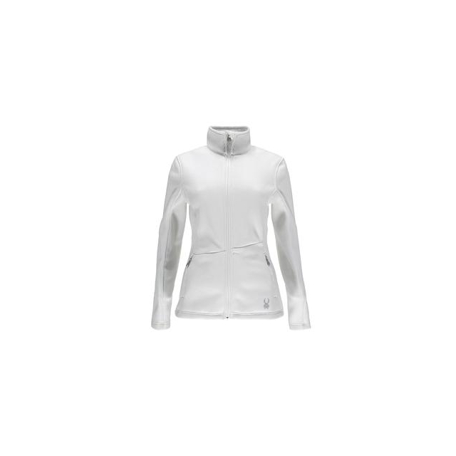 Spyder - Endure Full Zip Mid-Weight Core Sweater Jacket Women's, White, XXL