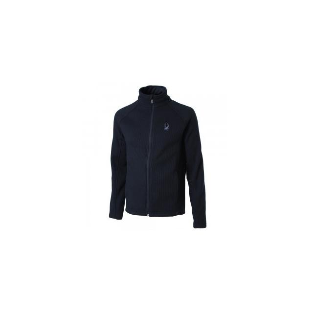 Spyder - Constant Full-Zip Core Sweater Jacket Men's, Black/Black, 3XL