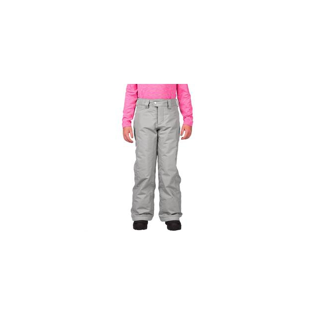 Spyder - Thrill Athletic Fit Insulated Ski Pant Girls', Silver/Silver, 12