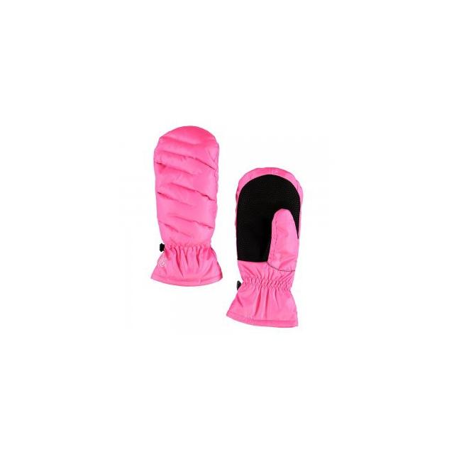 Spyder - Candy Down Ski Mitt Kids', Green Flash, L