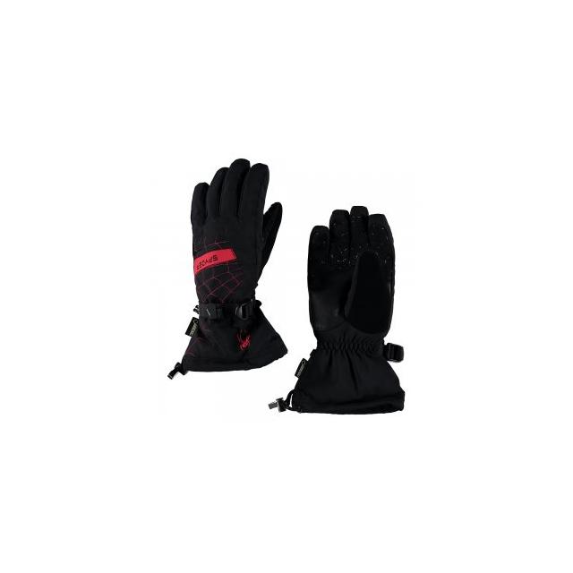 Spyder - Overweb GORE-TEX Glove Men's, Black/Polar, L
