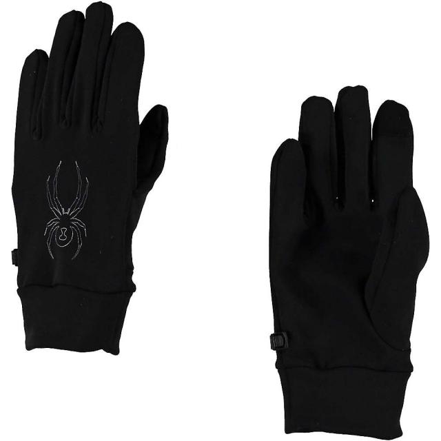 Spyder - Stretch Fleece Conduct Glove Men's, Black, L