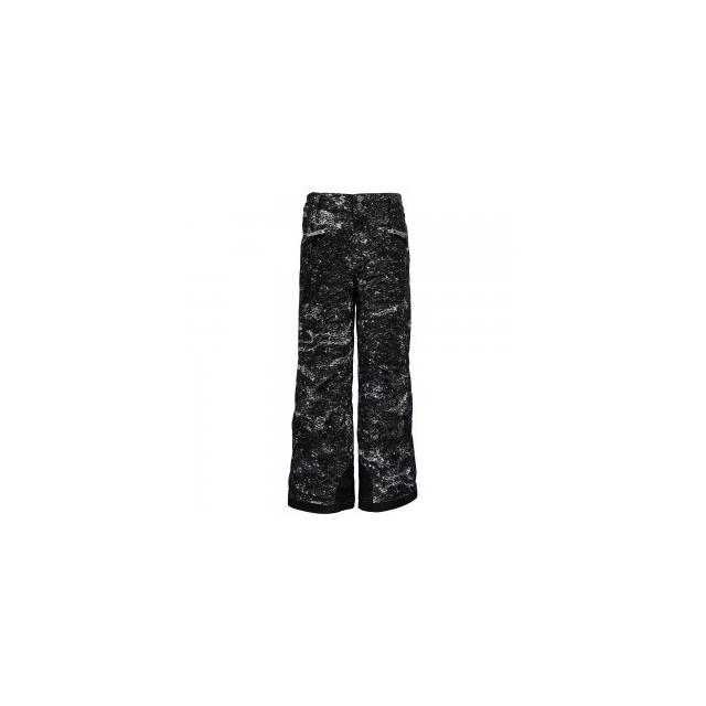 Spyder - Vixen Athletic Insulated Ski Pant Girls', Black, 10