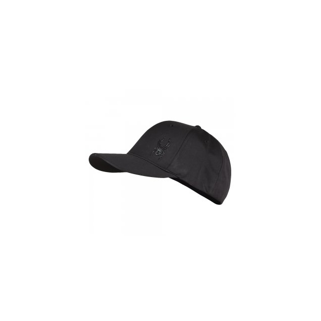 Spyder - Intake Hat Men's, Black/Black, L/XL
