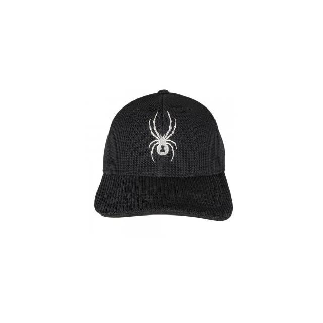 Spyder - Stryke Fleece Cap Women's, Black/Silver,