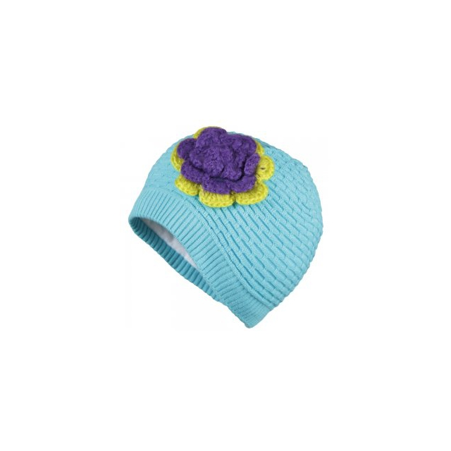 Spyder - Bitsy Rosie Hat Little Girls', Freeze/Acid/Iris,