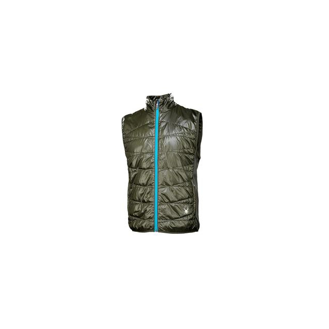 Spyder - Exit Insulator Vest Men's, Osetra/Electric Blue, M