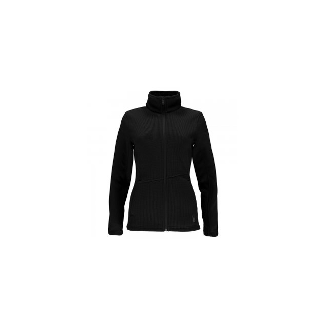 Spyder - Endure Full Zip Mid Weight Stryke Jacket Women's, Black, L