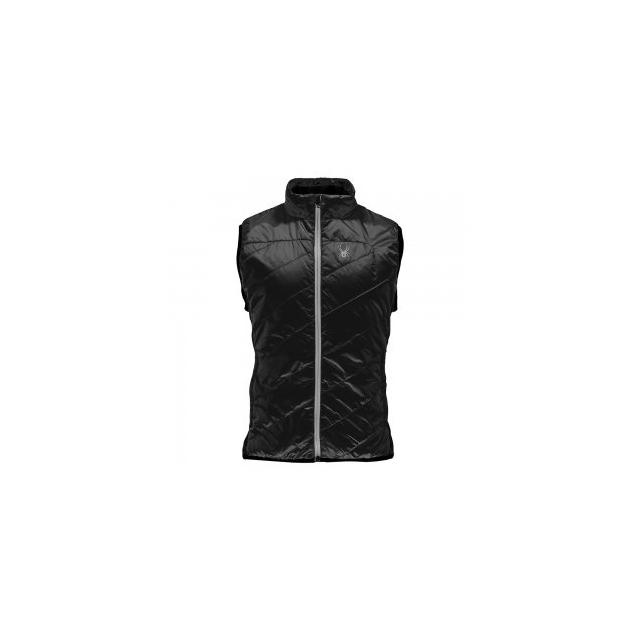 Spyder - Exit Insulator Vest Men's, Black/Polar/Cirrus, L
