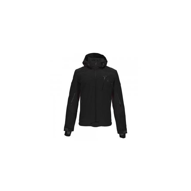 Spyder - Bromont Ski Jacket Men's, Black, 3XL