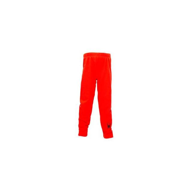 Spyder - Mini Momentum Fleece Pant Little Boys', Volcano, 7