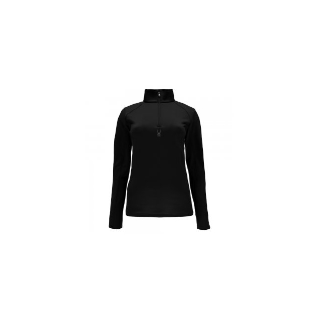 Spyder - Savona Therma Turtleneck Mid-Layer Women's, Black, L